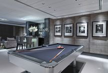 New House Games Room