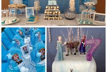 frozen birthday party idea