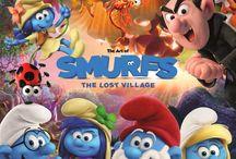 SMURF the lost village