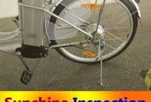 Pre-Shipment Inspection of Electric Bicycles