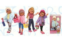Michelle dolls by Sally Ann