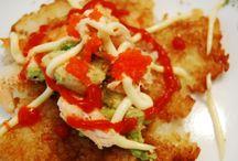 Something Fishy's Going on! / Sushi recipes