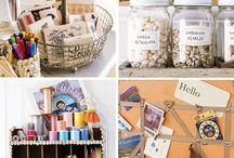 Craft Room / by Huckleberry Love