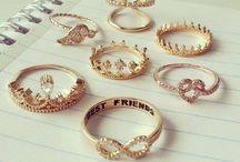 Rings ♡ / ♡