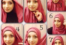 Hijab tutoroal