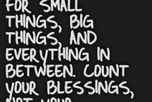 Grateful Gravy / Be grateful every day for what you have, who you are and all the small blessings you receive each and every day.