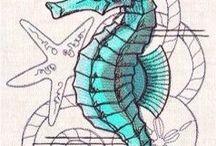 Tattoo Ideen Seahorse