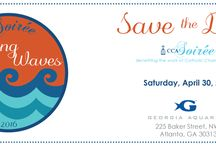 CCA Soirée - Making Waves in Our Community / The 2016 CCA Soirée will be held at the Georgia Aquarium. Come out and join us for a fantastic evening on Saturday, April 30 from 6:30 - 11:30pm. Buy your tickets now at: https://give.catholiccharitiesatlanta.org/soiree