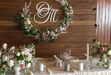 Hochzeitswand
