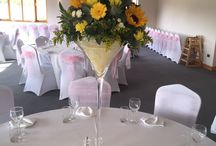 Sunflowers for weddings