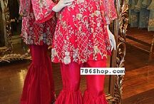 Threads and Motifs / Threads and Motifs is a fine Pakistani formal dresses brand. Buy Thread and Motifs suits online.