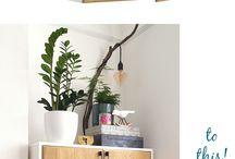 ideias de estantes