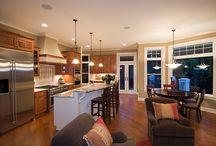 Dream Kitchens / by Jennifer Stubblefield