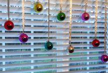 Xmas decorating ideas / by Lori Montoya