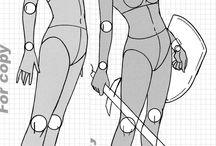 Reference for Manga