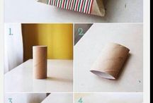 DIY - Ideas para chicos / #DoItYourself #Reciclaje #Reutilizar #Ideas
