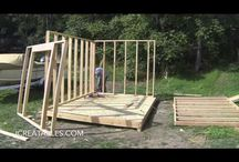 Shed Videos / Video blog about sheds