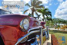"""Cuba / Dass Kuba nicht ein Land wie jedes andere ist, weiß man spätestens wenn man einen Trip auf die größte karibische Insel gewagt hat. Es polarisiert. Zwischen """"Sich in das Land verlieben"""" und """"Nie mehr zurück kehren zu wollen"""" gibt es nicht viel Spielraum.  Die kolonialen Gebäude, das Wetter aber vor allem die Menschen mit Ihrer lebensbejahenden Art, vermögen es einen in Ihren Bann zu ziehen.  Wenn man neues erleben und die Welt mit anderen Augen sehen möchte ist Kuba: the place to be !"""