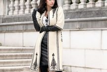 Romanian folk fashion
