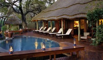 Luxury Lodges within the Kruger Park