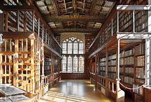 Bibliotek & bokaffärer