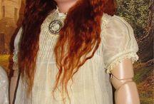 mohair  wigs