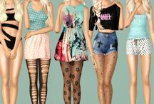 the sims 4 vestiti femminili