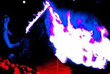 Fantasy / Fire Show