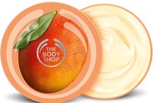 Mad for Mango / Our Mango range will pamper your body with luscious moisture and a fruity fragrance, thanks to moisturizing mango seed oil from India.  / by The Body Shop