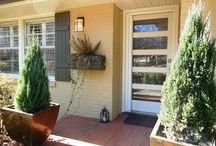 Spaces {outside | curb appeal} / From home listings and other