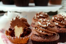 Chocolate mascarpone cupcakes / Cupcakes