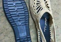 Шаблон для обуви