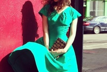 Muireann  / Some of our vintage stock modelled by the beautiful Muireann Doherty. All available in our store in Michael St, Waterford and online www.vintagetrig.com