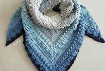 lost in time shawl