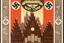 III. Reich - plakat / poster / postcard / by Bobo Maras