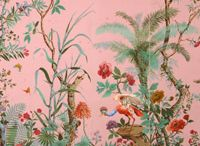 Chinoiserie / A new interior project where the client has an impressive collection chinoiserie and lacquer. Trying to make a design that's light, fresh and modern and still incorporates this collection...