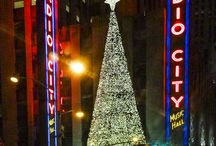 Christmas in NYC / My favorite place on earth at Christmas time!!!