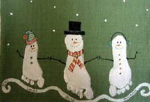 Holiday crafts