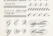 pretty copperplate
