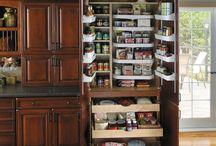Kitchen Organizers and Storage Ideas
