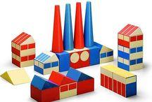 Xoguetes de artistas das vangardas