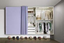 Chambre 2 - Dressing