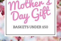 Mother's Day Gift Ideas and Party Inspiration / Be inspired with clever DIY Mother's Day gift ideas that any Mother will adore and be inspired by party ideas and recipes that are perfect for celebrations!