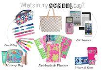 School / Back to school