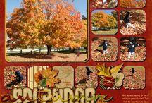scrapbook layouts / by Missy Binder