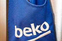 BEKO / con Palma D'Onofrio