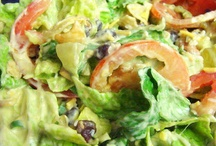 Scrumptious Salads  / by Jackie Barnes