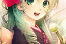 tekeningen (manga) / manga tekeningen