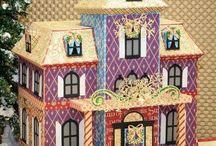 Mini/Doll house♡♡♡