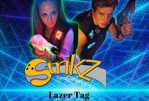 Laser Tag Parties! / Laser Tag Parties at Strikz in Frisco.